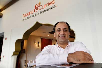 Naans & Curries adquiere restaurante Taj Mahal y abrirá un local por marca cada año
