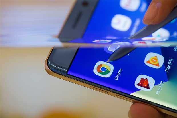Samsung detiene ventas de Galaxy Note 7 y anuncia programa global de reemplazos