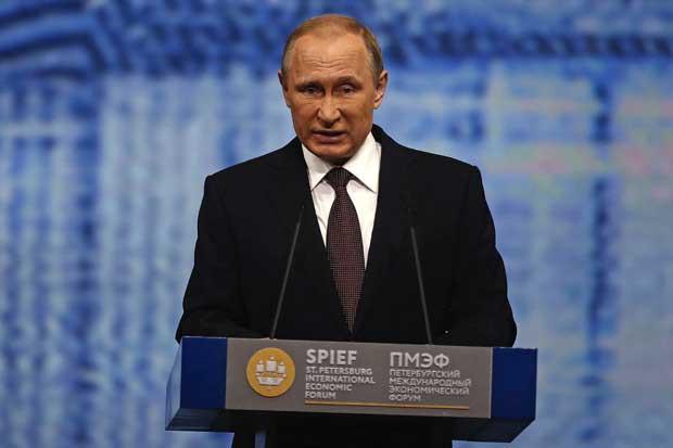 Rusia y EE.UU. se acercan a un acuerdo sobre Siria, según Putin