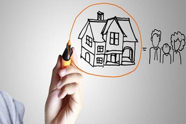 Amplían créditos para casas de clase media