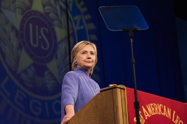 ¿Ventaja de Hillary Clinton impulsa ventas de armas de fuego?