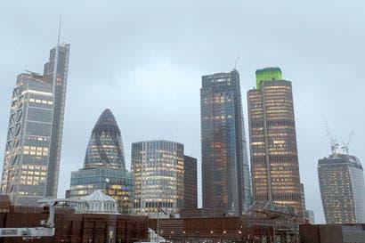 Brexit amenaza a edificio más alto de la Ciudad de Londres