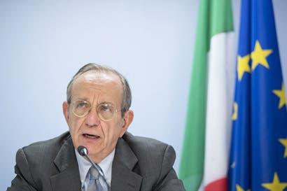 Italia dice que UE necesita una política fiscal más coordinada