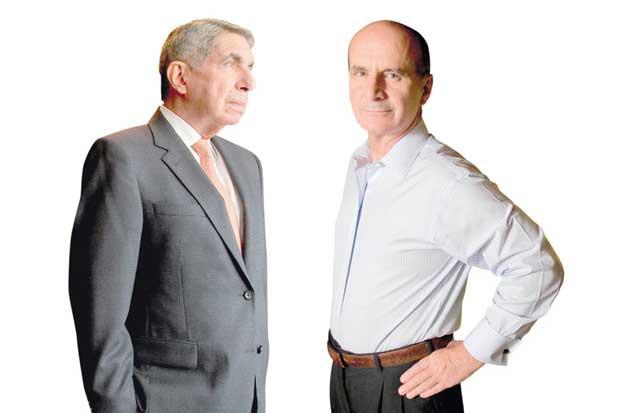 Expresidentes Arias y Figueres se reúnen esta tarde