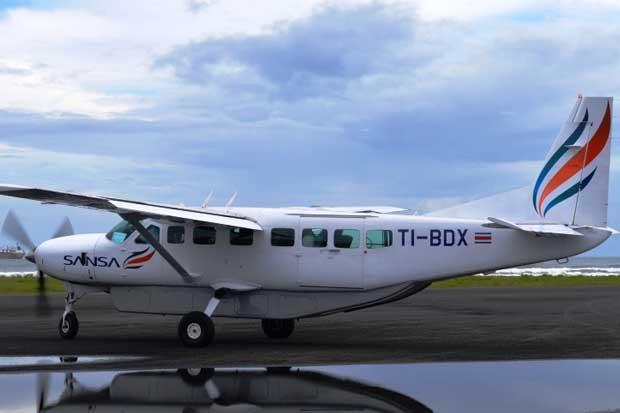 Sansa ofrece vuelos nacionales a ¢19 mil durante setiembre