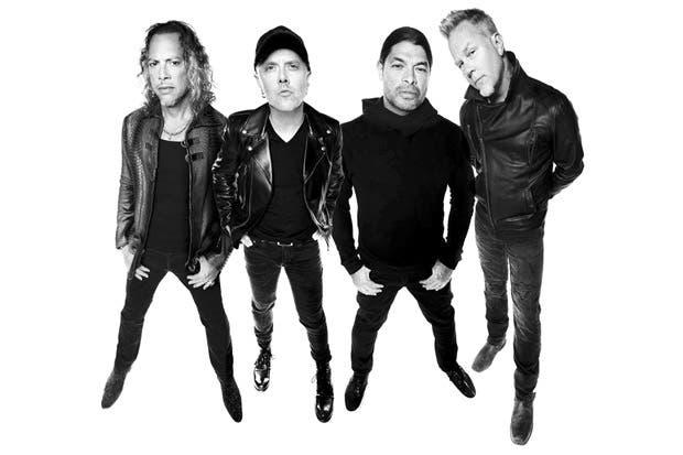 Metallica pondrá a vibrar el Estadio Nacional