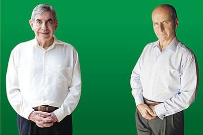 """Arias: """"Después del Gobierno PAC, estoy seguro de ganar en primera ronda"""""""