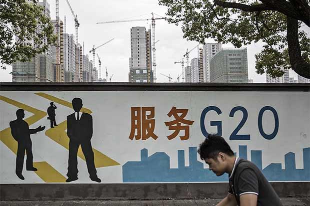 Reacción populista contra el comercio domina discurso del G-20