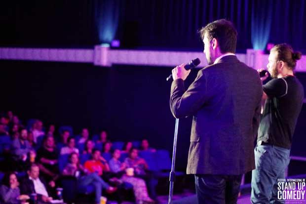 Festival Internacional de Stand Up Comedy será en el Cine Magaly