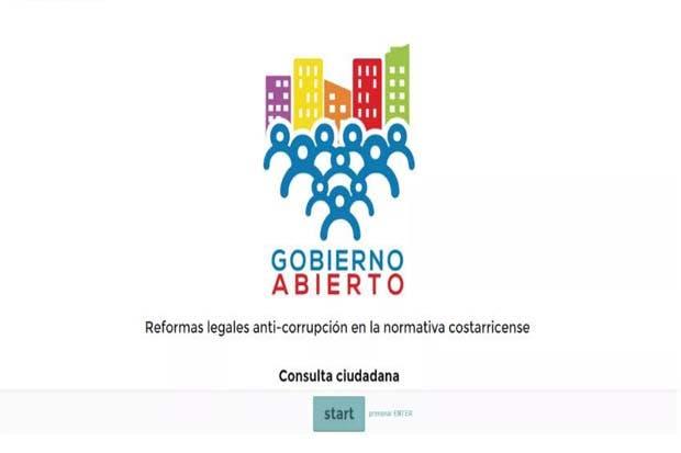 Ciudadanos  brindarán soluciones para combatir la corrupción