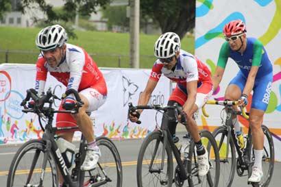 Costa Rica regresa a Río en Paralímpicos