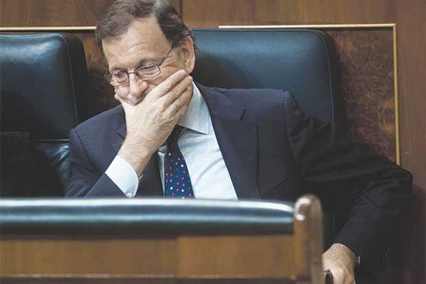 Rajoy más presionado en tanto sus aliados reconsideran apoyo