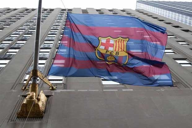 FC Barcelona abre oficina en Nueva York para atraer patrocinadores