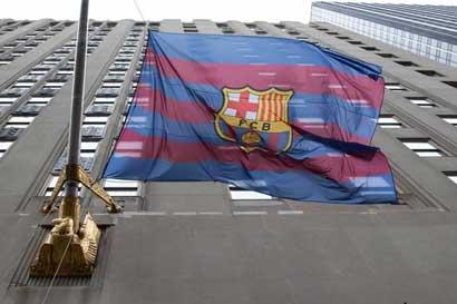 Fc barcelona abre oficina en nueva york para atraer for Oficinas fc barcelona