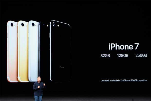Apple presentó el nuevo iPhone 7