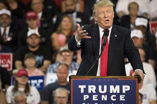 Trump pediría al Congreso eliminar límites al gasto militar