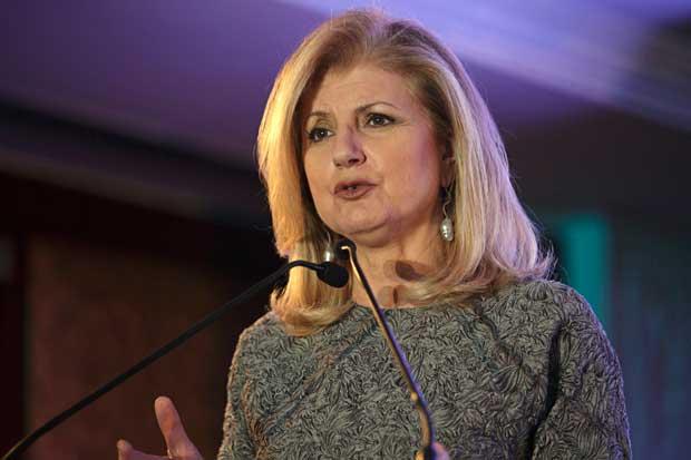 Arianna Huffington quiere vender las siestas en las oficinas