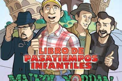 "Lanzan libro infantil inspirado en ""Maikol Yordan de Viaje Perdido"""