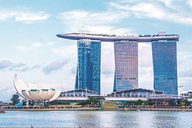 Singapur, la mejor plataforma de negocios después de Londres