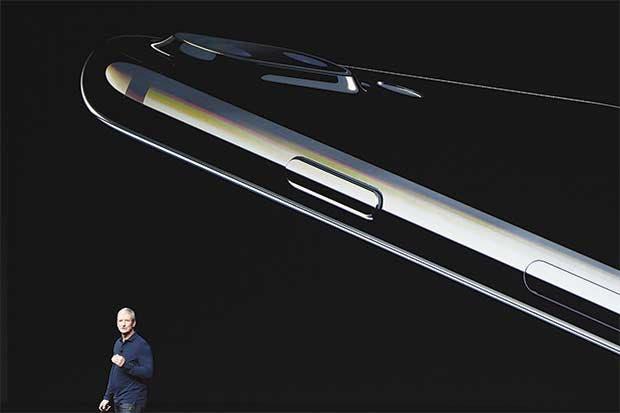 iPhone 7 llegará al país en octubre