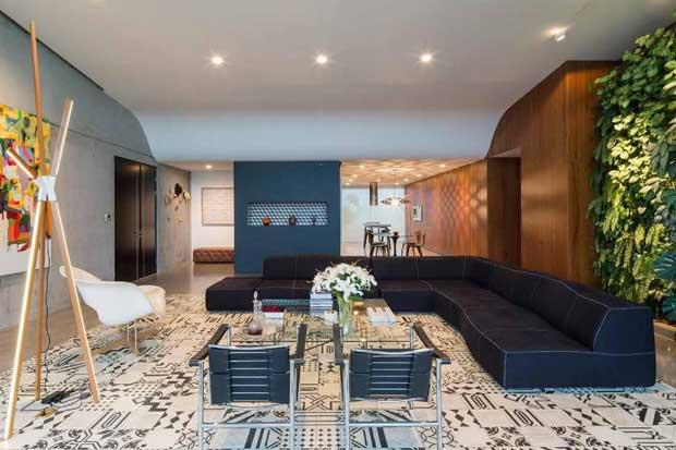 Firma tica de arquitectura ganó premio al diseño interno en Penthouse