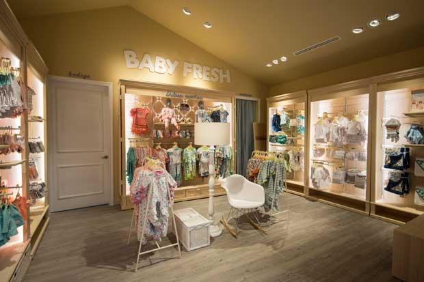 Baby Fresh abrió su primera tienda en Multiplaza Escazú