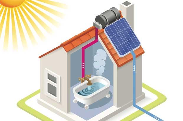 Termosifones plantean solución de ahorro para usuarios de baja facturación eléctrica