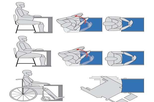 TEC diseña pupitre para estudiantes con discapacidad