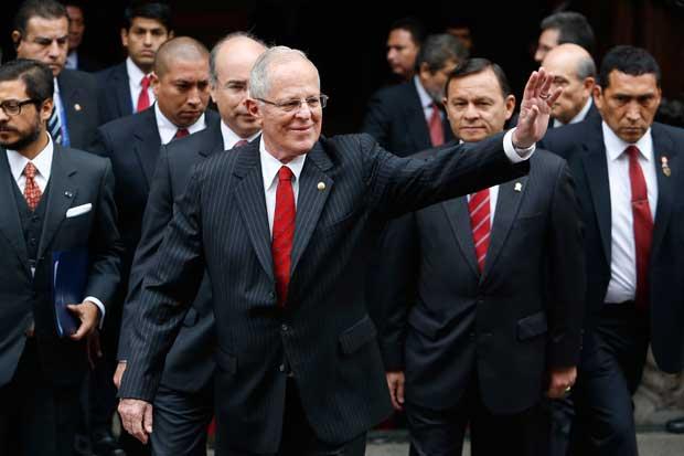 Gobierno de Perú pide al Congeso reducir impuestos