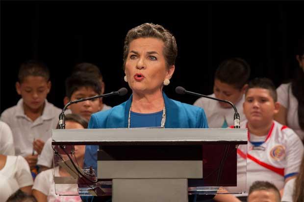 Figueres penúltima en preferencias para Secretaría General de la ONU