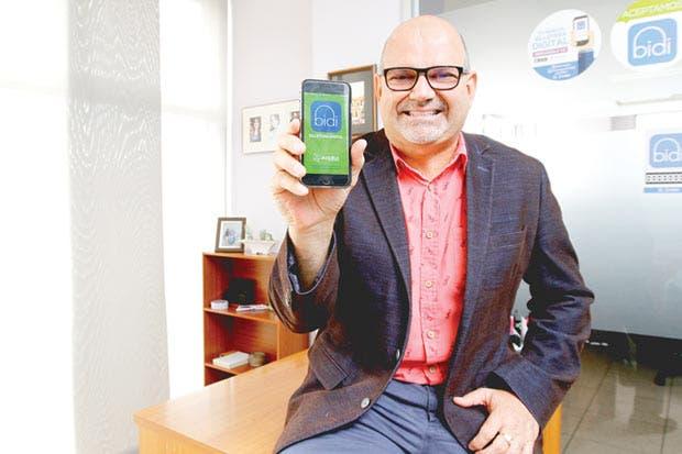 App permite transferir dinero entre celulares