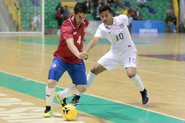 Accesible debut mundialista en futsal