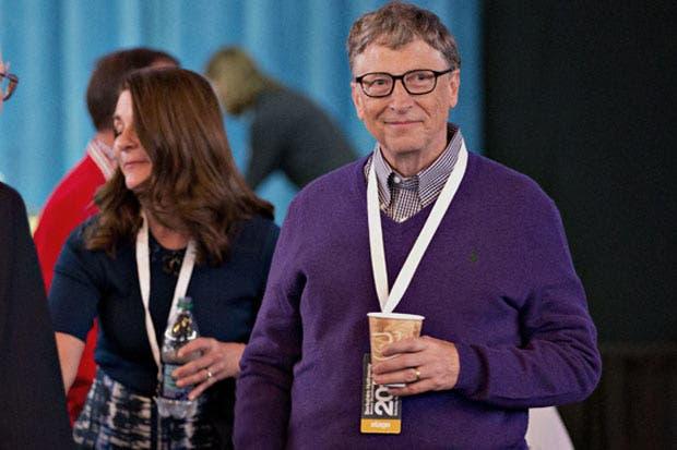 Amancio Ortega y Bill Gates pujan por ser el más millonario