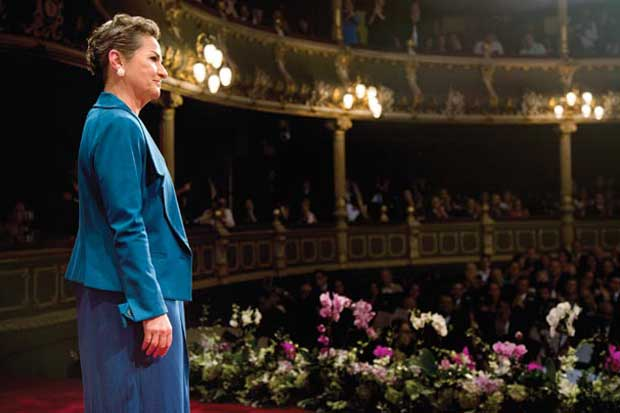 Christiana Figueres deja lucha por secretaría de la ONU