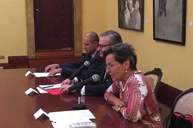 Christiana Figueres descarta precandidatura presidencial