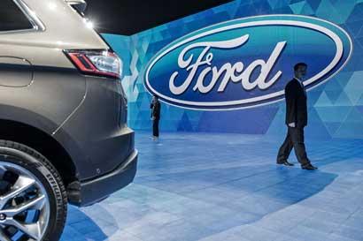 Ford venderá carros autónomos al público en 2025