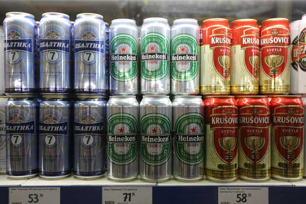 Cervecera mediana supera a Carlsberg en Dinamarca