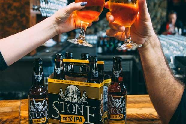 Cerveza artesanal Stone Brewing Company llega al país