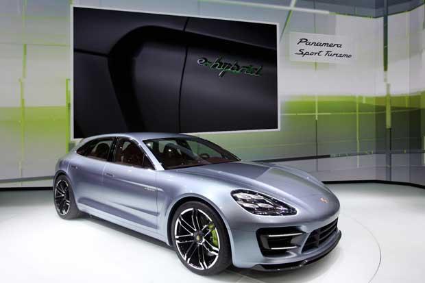 Porsche exhibirá primer station wagon en 2017 para ampliar línea