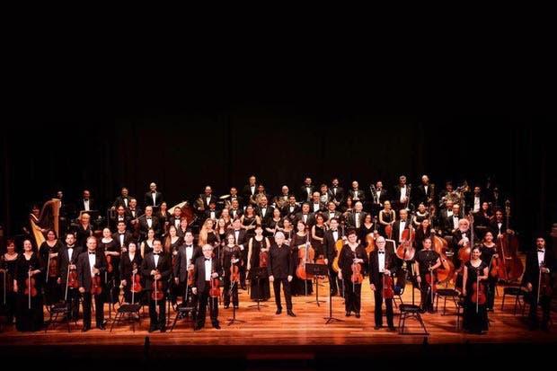 Lanzan concurso para renovar la imagen de la Orquesta Sinfónica