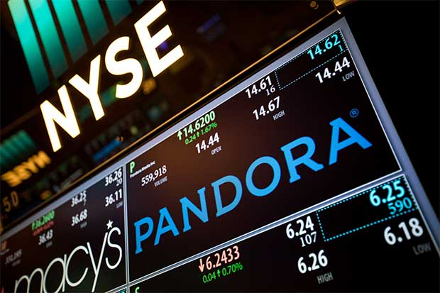 Pandora obtiene derechos para competir con Spotify y Apple Music