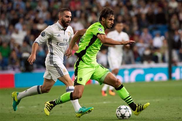 Real Madrid remonta en el ocaso y vence al Sporting de Ruiz y Campbell