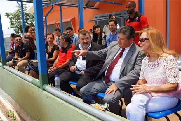 Justicia firma convenio con la Liga Deportiva Alajuelense
