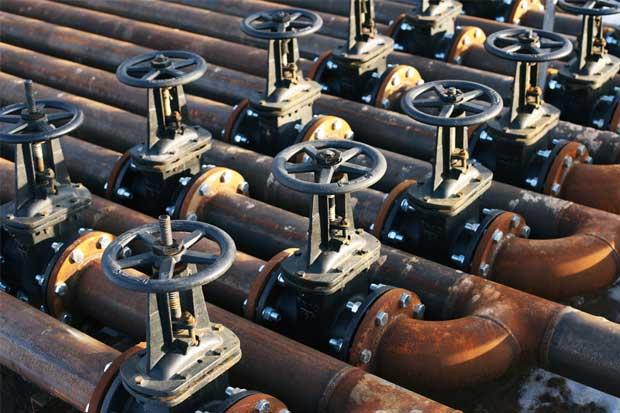 Mayor productor de gas natural de Europa se está quedando sin reservas