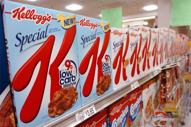 Kellogg's quiere revivir mercado de cereales apelando a la nostalgia