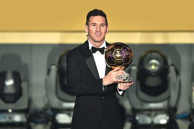 Balón de Oro ya no será entregado por la FIFA