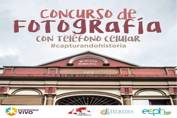 Concurso de fotografía busca reactivar espacios patrimoniales en Heredia
