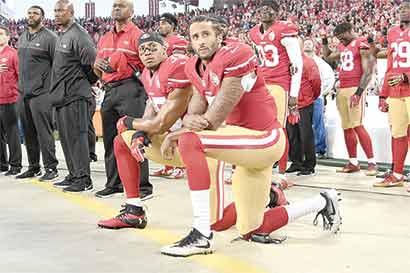 Explota caos racial en NFL
