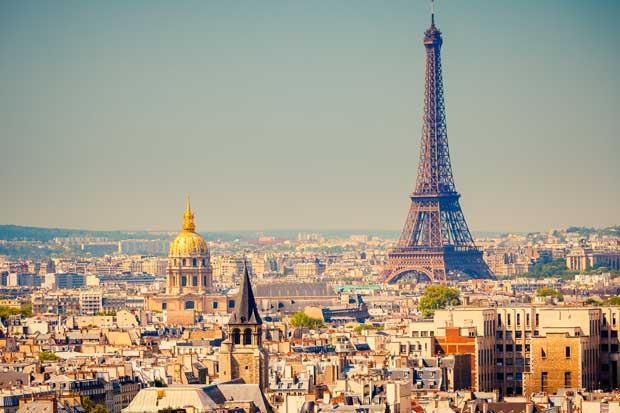 Francia será punto de partida para ferias internacionales