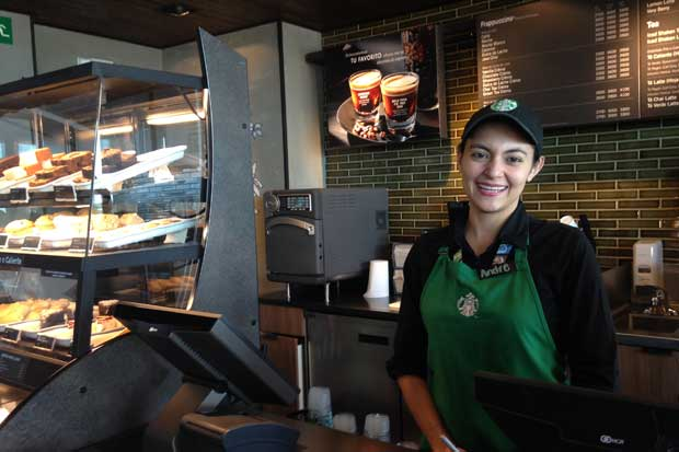 Starbucks inaugura local en Aeropuerto Juan Santamaría
